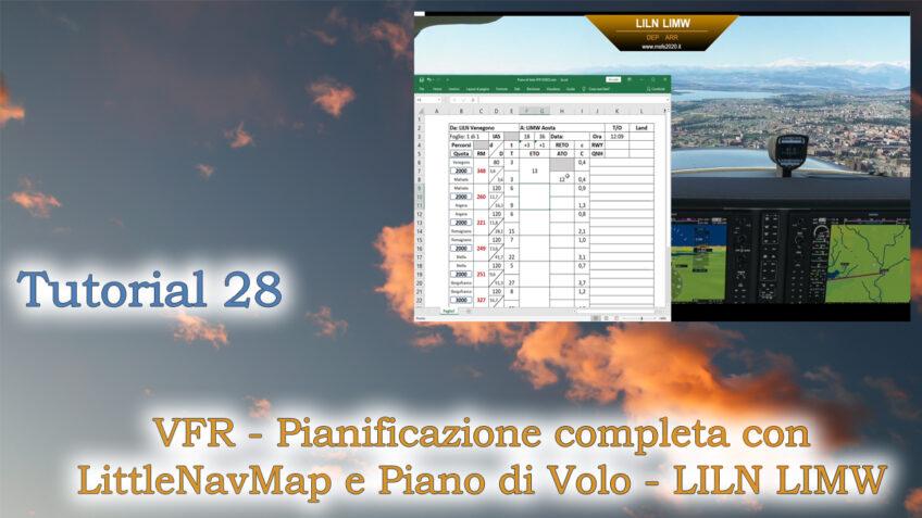 Piano di Volo VFR