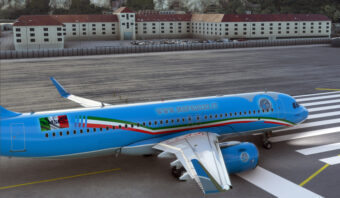 Nuove Livree A320 FlyByWire