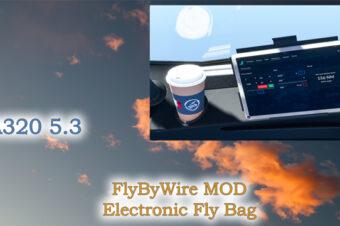 A320 FlyByWire EFB
