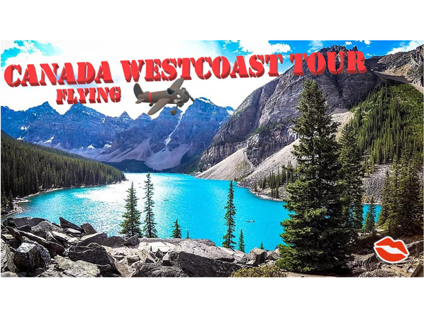 Tour Canada West Cost