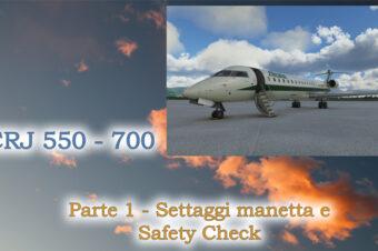 CRJ 550 700 – Parte 1