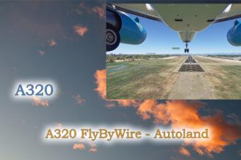A320 Autoland