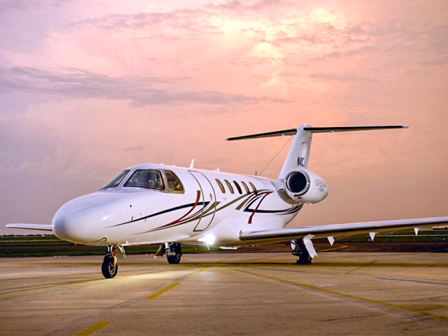 Manuale Cessna Citation CJ4