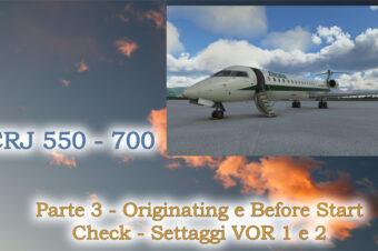 CRJ 550 700 – Parte 3