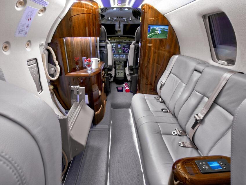 Training Cessna Citation CJ4 – Chicago / New York