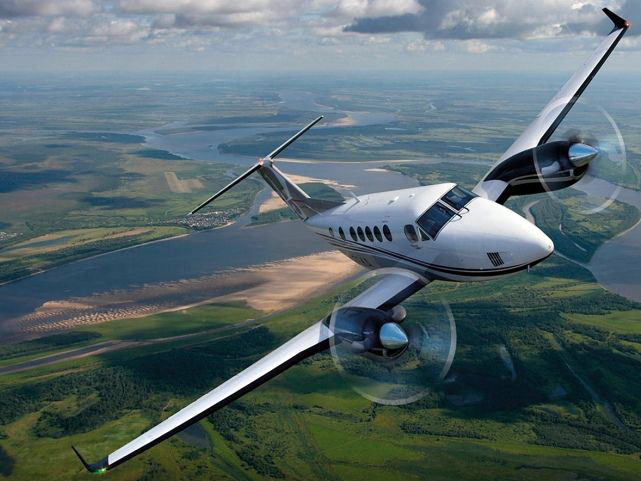King Air 350 – Training