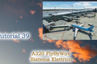 A320 FlyByWire – Sistema Elettrico