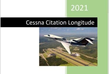 Manuale Cessna Citation CJ4