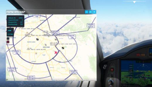 VFR-MAP